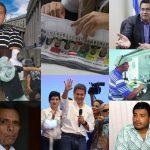Narcotraficantes y Bandas Criminales en honduras