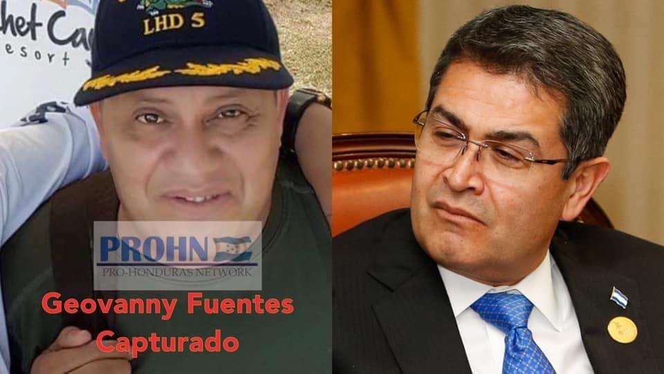 El juicio por narcotráfico en Estados Unidos contra Geovanny Fuentes Ramírez comenzó en la mañana del 9 de marzo.