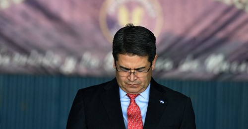 Honduras, un gran dolor de cabeza para Biden